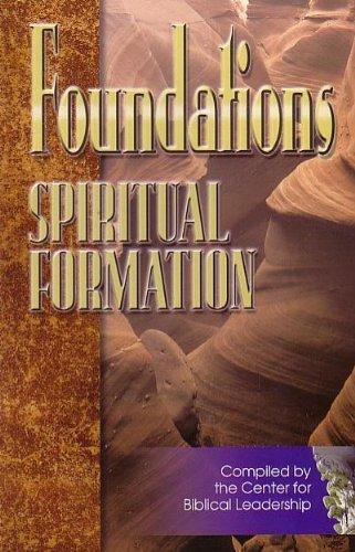 Spiritual formation (Foundations)