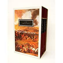 War and Peace (3 Volume Set)