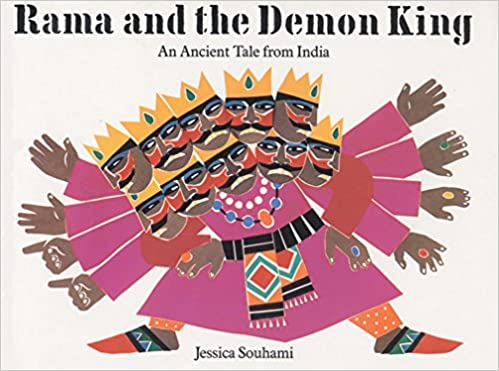 Rama and the Demon King Punjabi//English-Language Edition An Ancient Tale from India