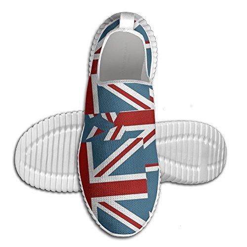 union jack mens shoes - 2