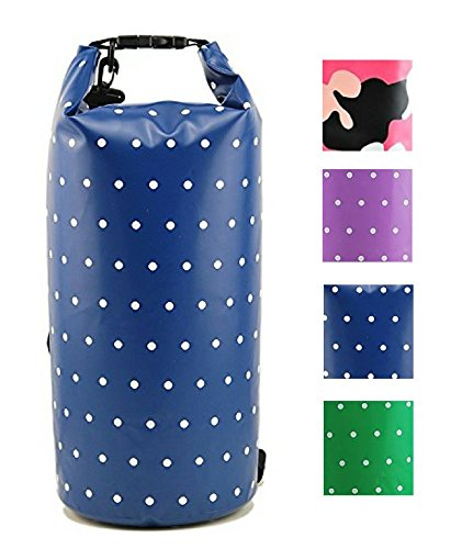 Waterproof Dry Bag for Boating Camping Hiking Swimming Kayaking Canoeing Kids Camping...