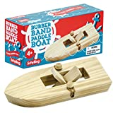Schylling Paddle Boat Rubber Band, 1 EA