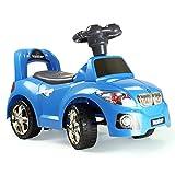 Bopster Ride On Sports Car 12-36 Months - BMW Blue