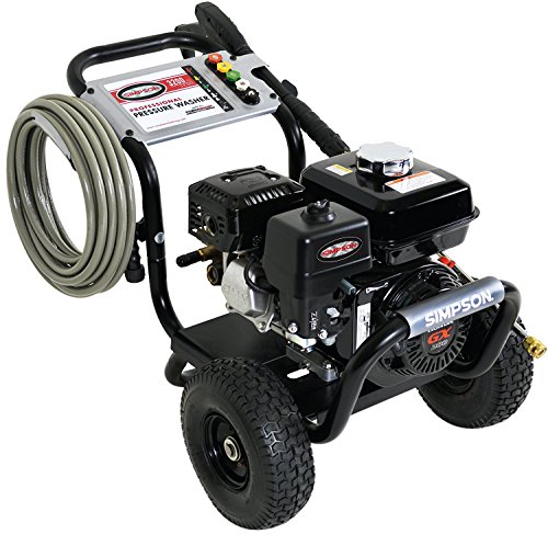 honda power washer gas - 2
