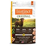 Instinct Original Grain Free Recipe With Real Chicken Natural Dry Dog Food By Nature'S Variety, 22.5 Lb. Bag For Sale