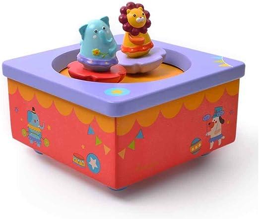DUANYR-Music Box Escenario de innovación Caja Musical de Madera ...