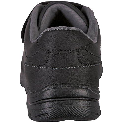 V Schwarz Sneaker Black 1111 Damen Kappa Comfit Uwnqf4PExa
