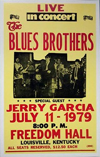 Blues Brothers - Louisville, Kentucky 1979 Concert - Store Louisville Kentucky Louisville