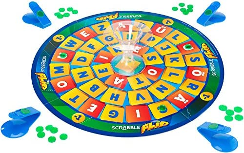Mattel - Scrabble, Juego de Mesa: Amazon.es: Juguetes y juegos