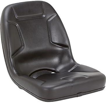 Amazon.com: Kubota Tractor asiento con respaldo, negro ...