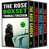 The Rose Box Set: Books 1-4 (A Murder Mystery Series of Crime and Suspense, Echo Rose)