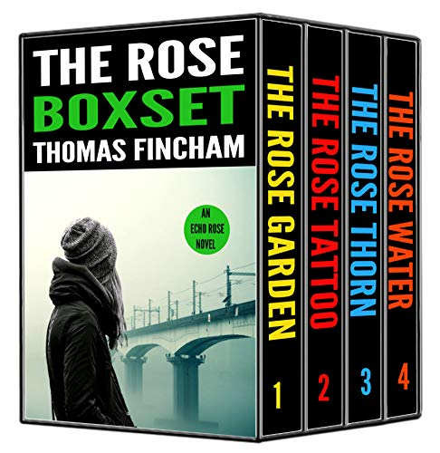 The Rose Box Set: Books 1-4 (A Murder Mystery Series of Crime and Suspense, Echo (Rose Box Collection)