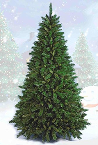Albero Di Natale Stretto.Albero Di Natale Tiffany 120cm