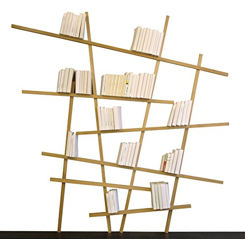 Mikado Bookshelves (Oak)