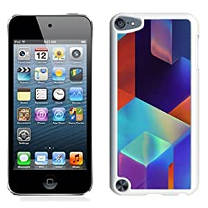 Shiny Cubes (2) Durable High Quality iPod 5 Phone Case