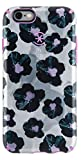 Speck Products CandyShell Inked Luxury Edition Case for  iPhone 6/6S - Retail Packaging- Platinum Posies/Beaming Orchid Purple