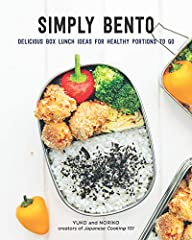 From the creators of the websiteJapanese Cooking 101,Simply Bentois a complete collection of over 140 delicious and healthy bento recipes for everyone in the family. Ready to make lunch quick, easy, and tasty? Japanese bento boxes ...