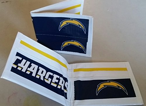 San Diego Chargers NFL Bi-Fold Duct Tape Wallet