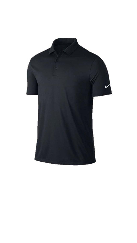 Amazon Nike Golf Dri Fit Polo Shirt Black X Large Sports