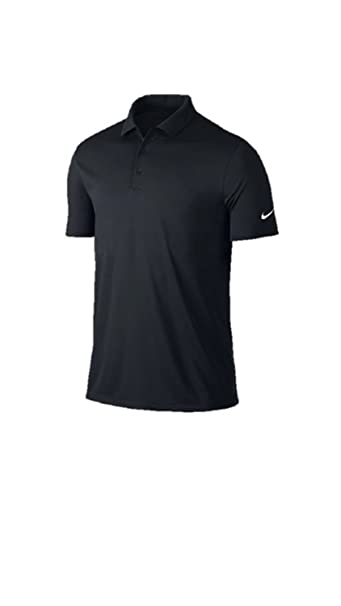 Nike Polo Dri-Fit Golf Negro X-Large: Amazon.es: Ropa y accesorios