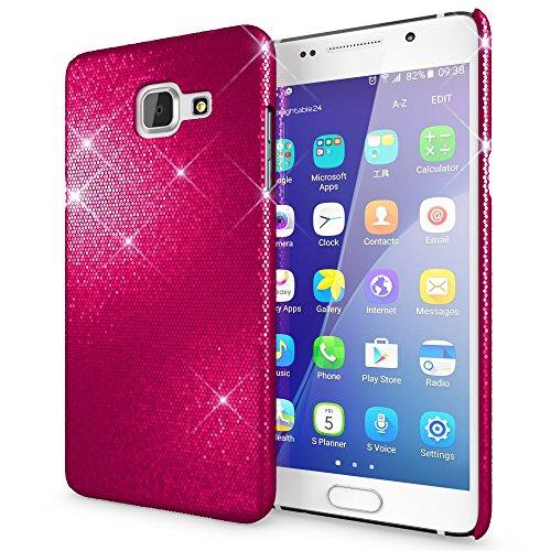 Slim Shockproof Case for Samsung Galaxy A5 (Pink) - 7