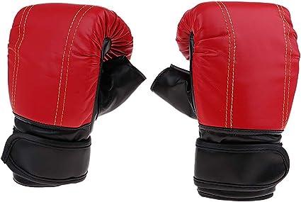 Piel sint/ética geshiglobal Guantes de Boxeo