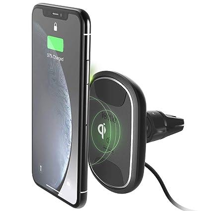 Amazon.com: iOttie iTap 2 Soporte inalámbrico magnético Qi ...