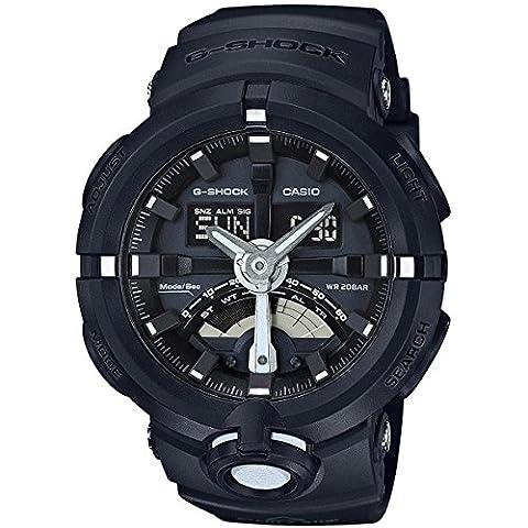 Casio G-SHOCK GA-500-1ACR Men's Watch Black (The Hundreds G Shock)