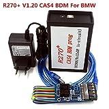 Autogood BMD R270+ V1.20 Auto CAS4 BDM Auto Key Programmer Tool Kit Professional Key Prog Car Diagnostic For BMW CAS CAS4 EWS4 & Benz EZS