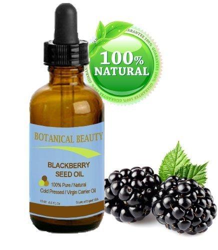 Buy blackberry seed oil