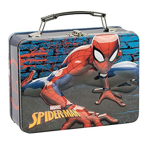 (Vandor Marvel Spider-Man Large Tin Tote #26860)