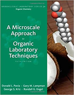 A Microscale Approach To Organic Laboratory Techniques (Brooks/Cole Laboratory Series For Organic Chemistry) Download.zip