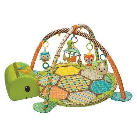 Activity Ball Pit (Infantino Go GaGa Activity Gym & Shape Sorting Ball Pit)