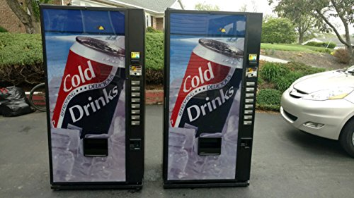DIXIE NARCO/VENDO/ROYAL VENDORS SODA VENDING MACHINE (2) SELECTION SWITCHES by Snack Attack Vending (Image #2)
