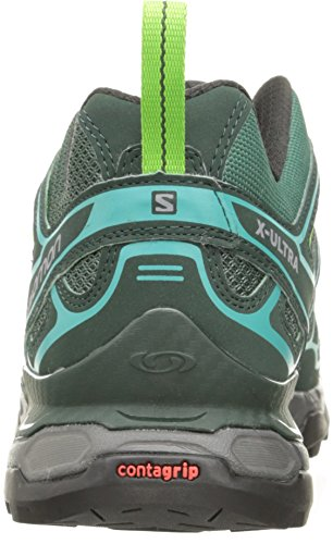 Green De Ultra Fitness W Femme Chaussures 2 Salomon X 8gqa4qA