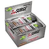 PacificHealth 2nd Surge All Natural Ultra Energy Gel - Box of 8, 1.02-Ounce Packets (Double Espresso)