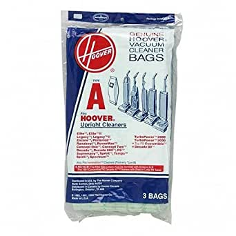 Hoover Vacuum Cleaner Bags: Amazon.com: Industrial