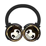 Ben-dy and Ink Monster Wireless Over Ear Headset Bluetooth Headphones.Comfortable Protein Earpads.