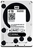 WD Black 4TB Performance Desktop Hard Drive: 3.5-inch, SATA 6 Gb/s, 7200 RPM, 64MB Cache WD4003FZEX
