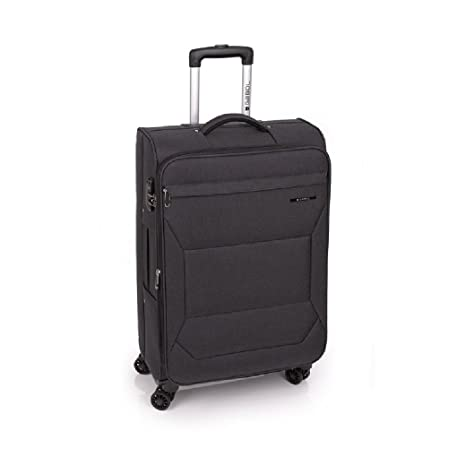 GABOL Board Medium Trolley Grey/Black: Amazon.es: Equipaje