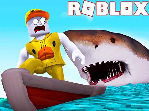 Clip: Shark vs. Duck!