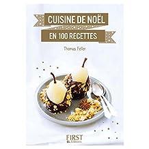 Petit Livre de - Cuisine de Noël en 100 recettes (Le petit livre)