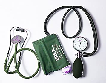 Tensiómetro con Estetoscopio ERKAtest 56 mm: Amazon.es: Salud y cuidado personal