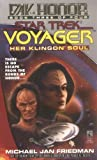 Her Klingon Soul, Michael Jan Friedman, 0671002406