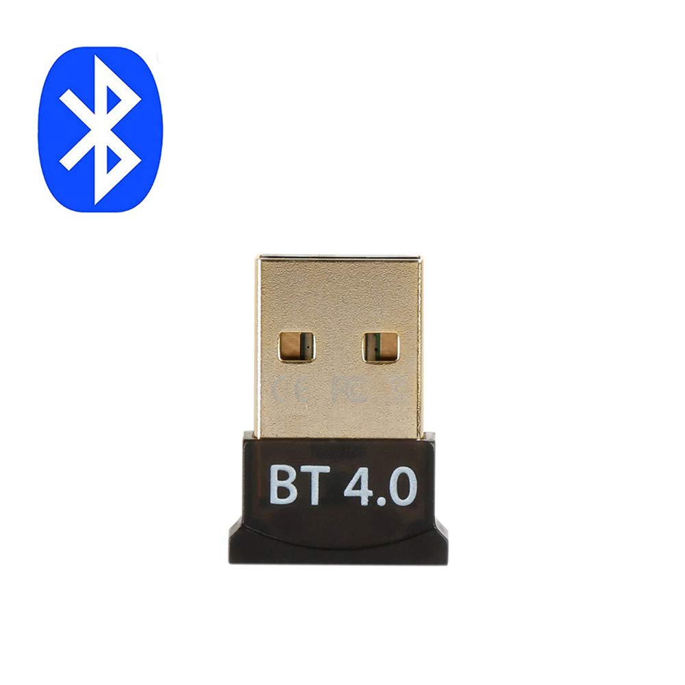 Bluetooth USB Adapter, Bluetooth USB dongle Plug and Play for Y/L SIP-T27G,T29G,T46G,T48G,T46S,T48S,T52S, Raspberry PI,Windows10/8 by AKOMITECH