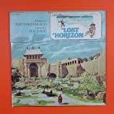 LOST HORIZON Soundtrack BELL 1300 LP Vinyl VG++ Cover VG+ DiCut Trifold Sleeve