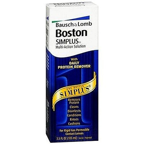Bausch & Lomb Boston Advance Comfort Formula Conditioning Solution -3.5 oz, 2 pack Advance Conditioning Solution