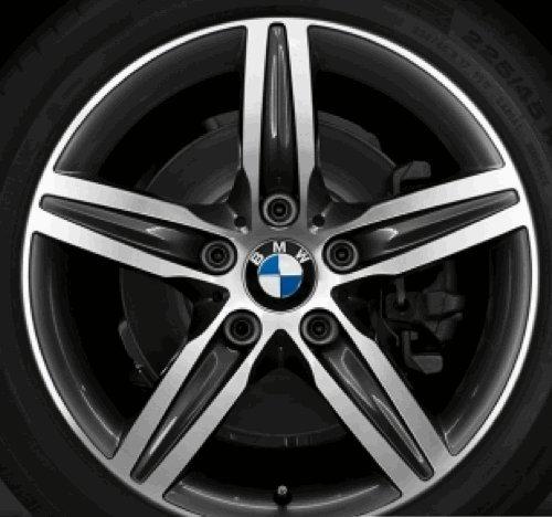 BMW 379 Original rueda de aleación 17 pulgadas BMW SERIE 1 F20/F21 ...