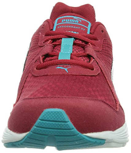 Puma Descendant v2 - Zapatillas para hombre Biking Red/Black 4