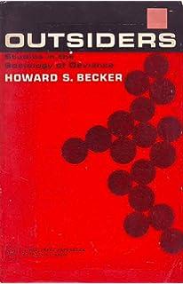 Outsiders Howard Becker Pdf